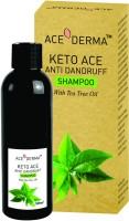 Ace Derma Keto Ace Anti Dandruff Shampoo With Tea Treee Oil (100 Ml)