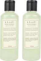 Khadi Neem, Tulsi And Honey Herbal Shampoo (420 Ml)