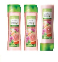 Oriflame Nature Secrets Anti-Dandruff Shampoo & Conditioner With Burdock & Grapefruit (600 Ml)