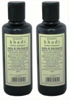 Khadi Amla & Bhringraj Shampoo (SLS & Paraben Free) (420 Ml)
