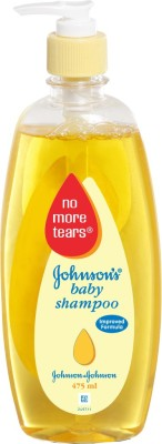 Johnson's No More Tears Baby Shampoo