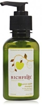 Richfeel Green Apple Shampoo 100 ml