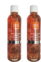 VLCC Hair Fall Control Shampoo 350ml (pack Of 2) (700 Ml)