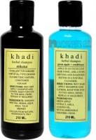 Khadi Herbal Shampoo Pack (420 Ml)