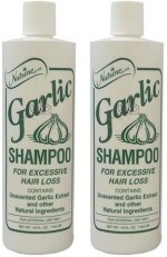 Nutrine Garlic Shampoo Imported