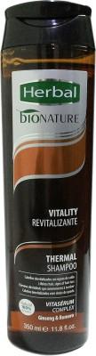 Herbal Bionature Vitality Thermal Shampoo
