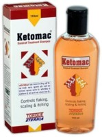 Ketomac Anti- Dandruff Shampoo (110 Ml)