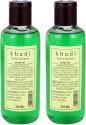 Khadi Neem Sat Shampoo - Twin Pack - 420 Ml