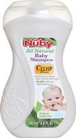 Nuby All Natural Baby Shampoo - 10020 200 ml