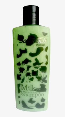 Soft Touch Milk Pro Conditioning Shampoo Green Apple