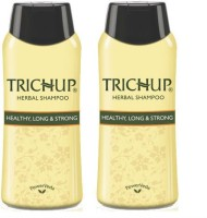 Trichup Shampoo (Healthy Long And Strong Hair) Pack Of 2 (100 Ml)