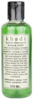 Khadi Herbal Henna Tulsi Shampoo (210 Ml)