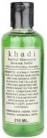 Khadi Herbal Henna Tulsi Shampoo (210 Ml)