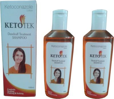 Ketotek Shampoo
