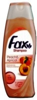 FAX SHAMPOO WITH PEACH AND APRICOT FOR GREASY HAIR (400 Ml)