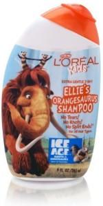L' Oreal Paris Professionnel Kids Ice Age Ellies Orangesaurus Shampoo