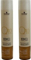 Schwarzkopf Bc Time Restore Shampoo (250 Ml) (Pack Of 2) (500 Ml)