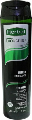 Herbal Bionature Thermal Shampoo Energy Tonificante