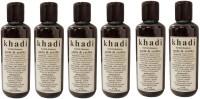 Khadi Herbal Amla And Reetha Shampoo (1260 Ml)