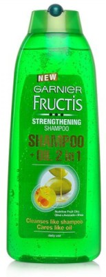 Garnier Fructis Strengthening Shampoo + Oil 2 in 1