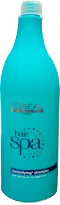 Loreal Hair Spa Detoxifying Shampoo