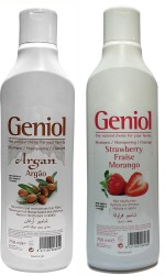 Geniol Strawberry & Argan Shampoo