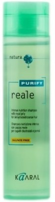 Kaaral Natura Purify Reale Intense Nutrition Shampoo Imported