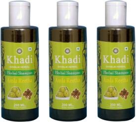 Khadi Amla Reetha Shampoo