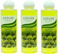 Assure Daily Moisturising Shampoo (Pack Of 3) (200 Ml)