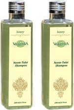 Vedantika Neem Tulsi Shampoo Twin Pack