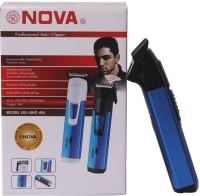 Nova Body Groomer NHC-404 Trimmer For Men (Blue)