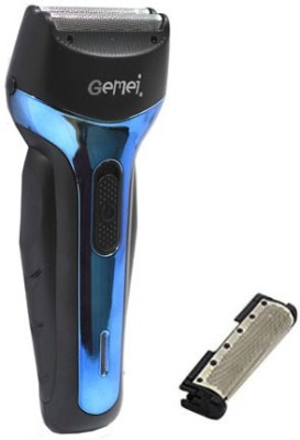 Gemei Rechargeable GM-9003 Trimmer For Men (Multi Color)