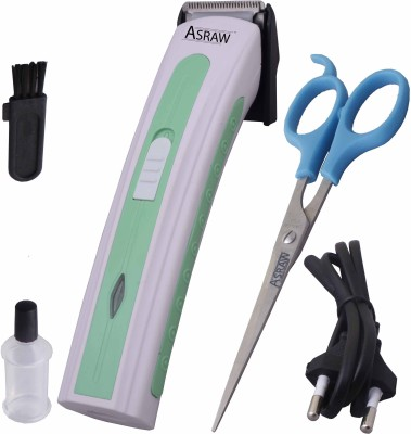 ASRAW Professional AST031 Trimmer For Men (GREEN)