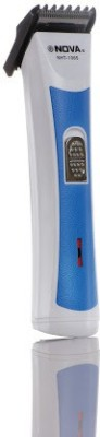 Nova Smart NHT 1065 Trimmer For Men (white, Blue)