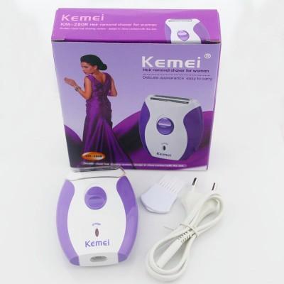 Kemei KM-280R KM-280R Shaver For Women (Multi Color)