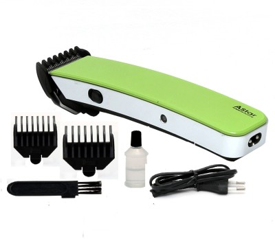 Astar Pro Grooming SN555 Trimmer For Men (Green)