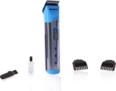 PRITECH Beard PR-1458 Trimmer For Men (blue)