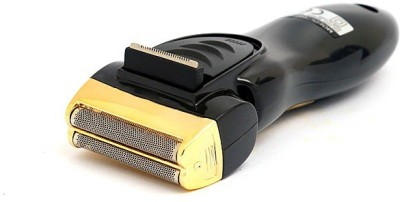 Gemei Professional Rechargeable Clipper GM-9002 Shaver For Men (Black)