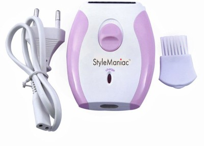 Style maniac Rechargeable AK-2001 Epilator For Women (Pink, Purple)