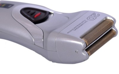 Kemei Perfect Shaving Experience KM-8116 Shaver For Men (Silver)