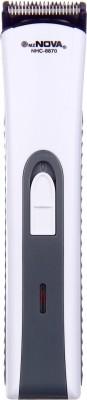 Mz Nova 2in1 Rechargeable NHC-8870 Trimmer For Men (Gray)