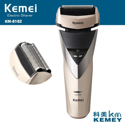 Kemei km-8102 km-8102/00 Shaver For Men (Multicolor)