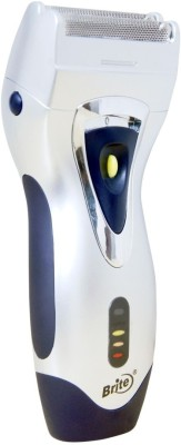 Brite Shaver 550 Shaver For Men (White)