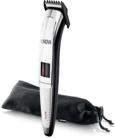 Nova Skin Friendly Precision NHT 4005 Trimmer For Men (Silver)
