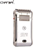 Gemei 2 In 1 Chargeable RSCW-9700 Shaver For Men (Silver)