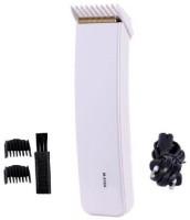 Professional Dual-Battery Razor N0V4-NS518-WT Hair Trimmer For Men (White)