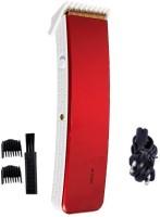 Professional Double Battery Razor N0V4-NS518-RD Hair Trimmer For Men (Red)