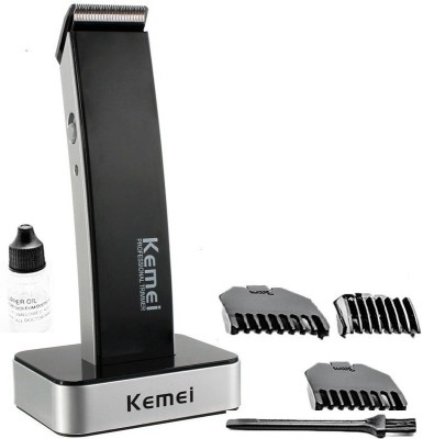 Kemei km-619 KM-619 Trimmer For Men (Black)