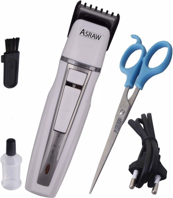 ASRAW Professional AST022 Trimmer For Men (WHITE)