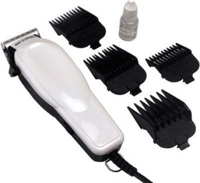 Andis MR1 Easy Cut Grooming Kit Trimmer (White and Black)